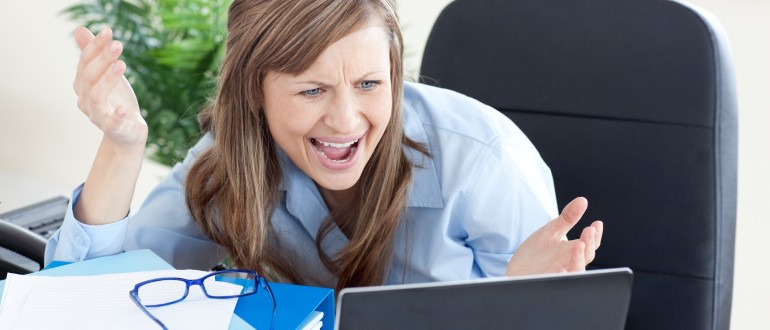 Image: 0138466317, License: Royalty free, Astonished businesswoman looking at the laptop in a office, Property Release: Yes, Model Release: No or not aplicable, Place: Cork, Ireland, Credit line: Profimedia.com, Wavebreak